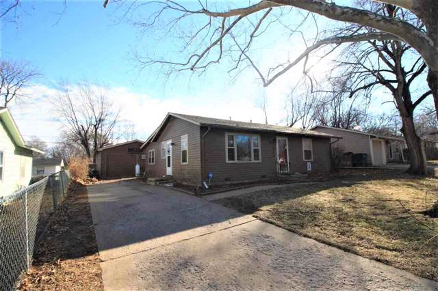 6532 N Hydraulic St, Park City, KS 67219 (MLS #576186) :: Keller Williams Hometown Partners