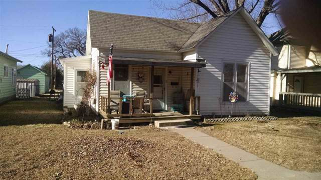 611 N B St, Arkansas City, KS 67005 (MLS #576191) :: Graham Realtors