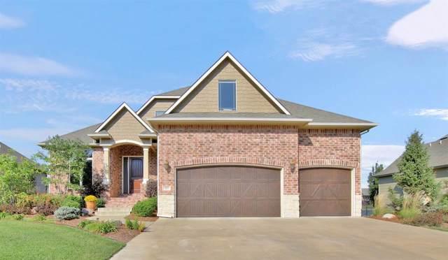 727 N Deerfield Cir, Andover, KS 67002 (MLS #576215) :: Keller Williams Hometown Partners