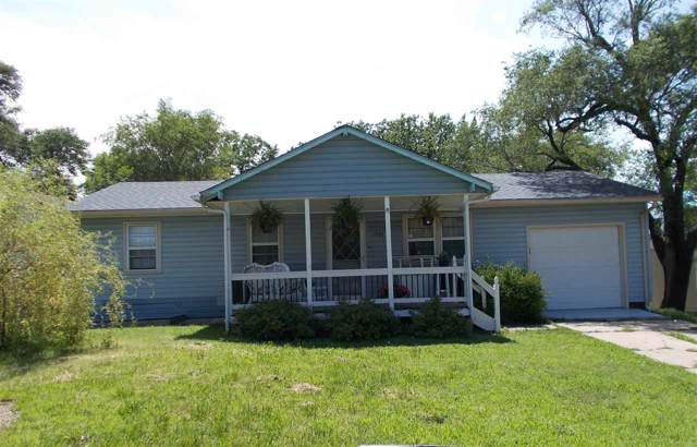 1937 E Gary St, Park City, KS 67219 (MLS #576220) :: Keller Williams Hometown Partners