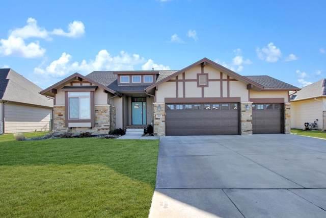 3809 N Estancia Ct, Wichita, KS 67205 (MLS #576247) :: Lange Real Estate