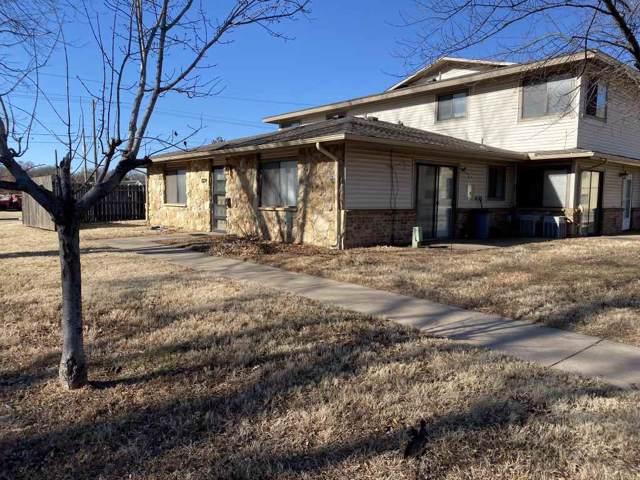 8724 W University St Unit A, Wichita, KS 67209 (MLS #576263) :: Lange Real Estate