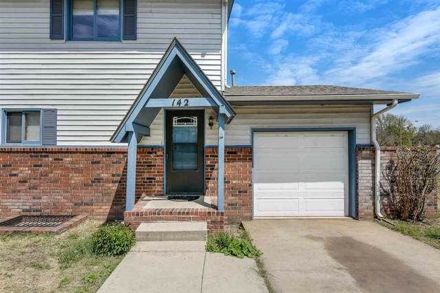 142 E Wood St, Clearwater, KS 67026 (MLS #576272) :: Graham Realtors