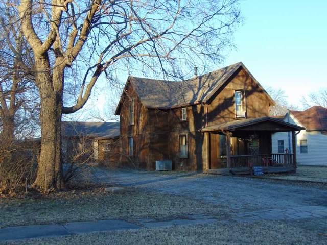 532 E Randolph St., Howard, KS 67349 (MLS #576278) :: Lange Real Estate