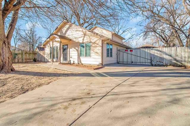 441 N Anna St, Wichita, KS 67212 (MLS #576282) :: On The Move