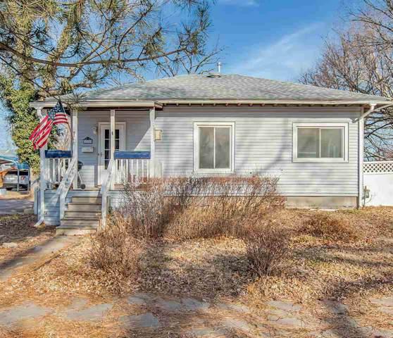 1224 W 2nd Ave, El Dorado, KS 67042 (MLS #576290) :: Lange Real Estate