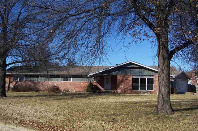 353 S Howe St, Wichita, KS 67209 (MLS #576291) :: Lange Real Estate