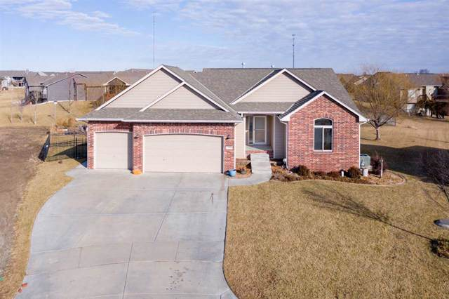 700 W Sandstone Ct, Andover, KS 67002 (MLS #576292) :: Keller Williams Hometown Partners