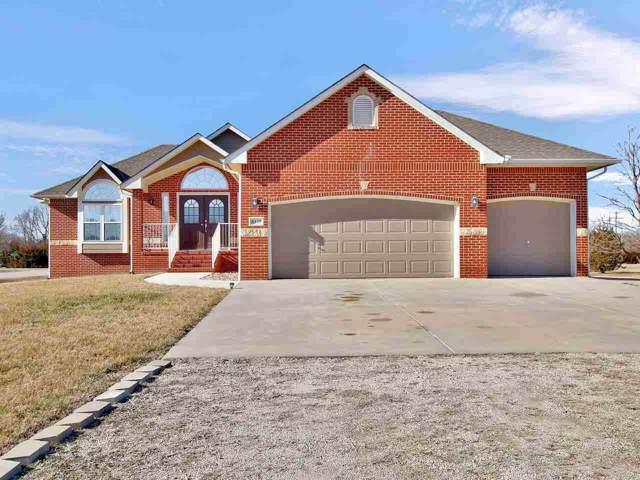 8445 S Kansas Cir, Haysville, KS 67060 (MLS #576302) :: Lange Real Estate