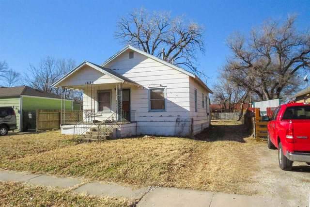 1635 S Millwood Ave, Wichita, KS 67213 (MLS #576306) :: Lange Real Estate