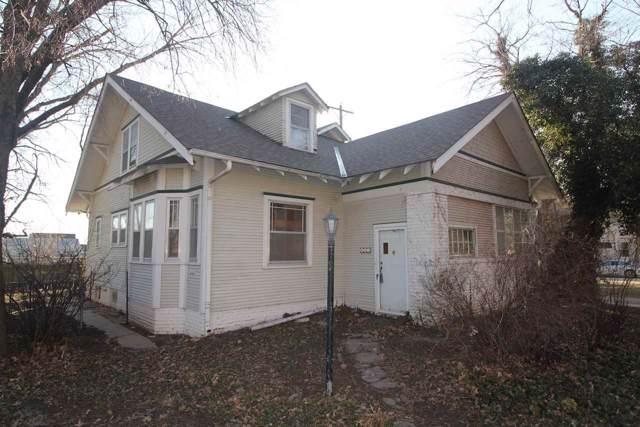 617 W 2ND AVE, El Dorado, KS 67042 (MLS #576309) :: Lange Real Estate