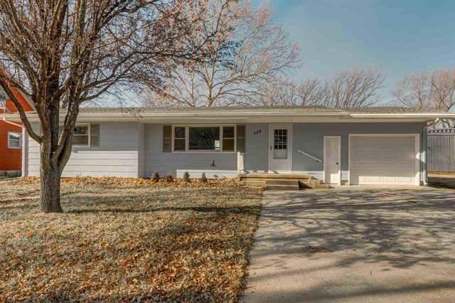 309 S Cedar St, Hillsboro, KS 67063 (MLS #576311) :: Lange Real Estate
