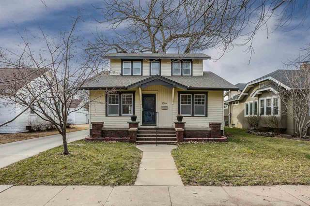 1053 N Perry Ave, Wichita, KS 67203 (MLS #576312) :: On The Move