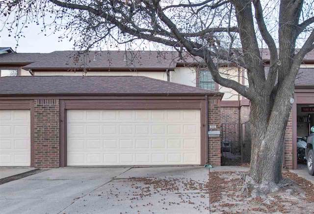 8930 W Suncrest St #502, Wichita, KS 67212 (MLS #576320) :: On The Move