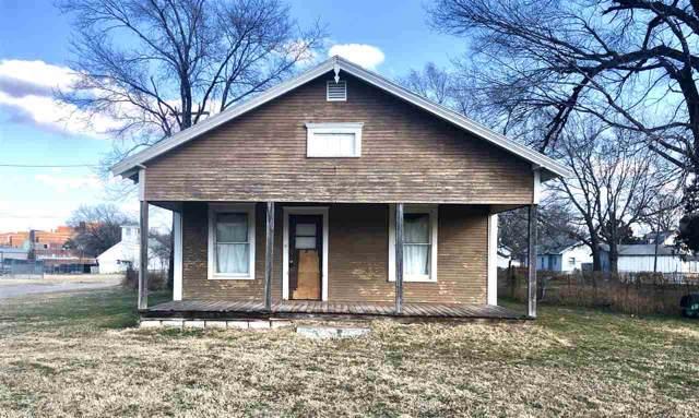 402 S 7th, Arkansas City, KS 67005 (MLS #576329) :: On The Move