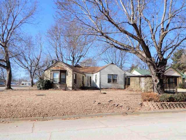 1701 N 6th Street, Arkansas City, KS 67005 (MLS #576330) :: Graham Realtors