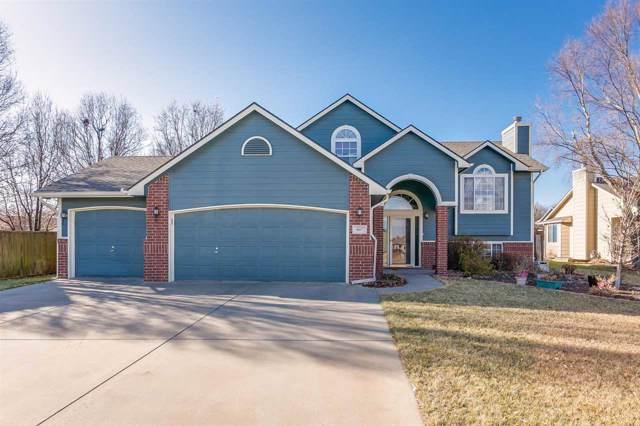 807 N Timberleaf Dr, Derby, KS 67037 (MLS #576348) :: Lange Real Estate