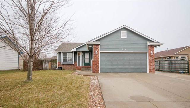 258 S Marlen, Haysville, KS 67060 (MLS #576353) :: Lange Real Estate