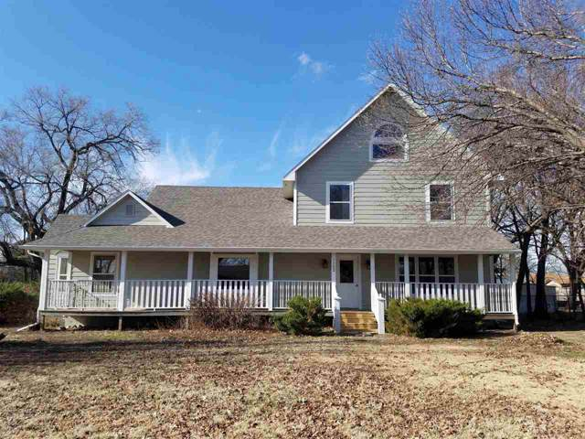1302 N Olive St, Wellington, KS 67152 (MLS #576392) :: Lange Real Estate