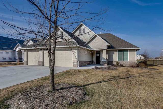 5467 W 26th Ct N, Wichita, KS 67205 (MLS #576399) :: On The Move
