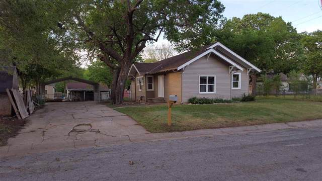 113 W Sumner St, Wellington, KS 67152 (MLS #576401) :: Lange Real Estate