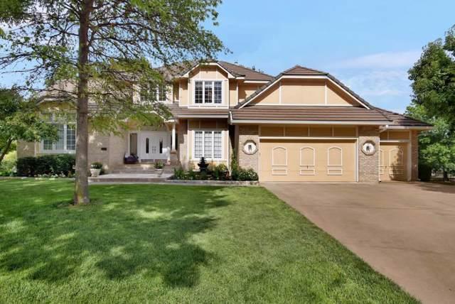 7306 W Reflection Ct, Wichita, KS 67205 (MLS #576407) :: Lange Real Estate