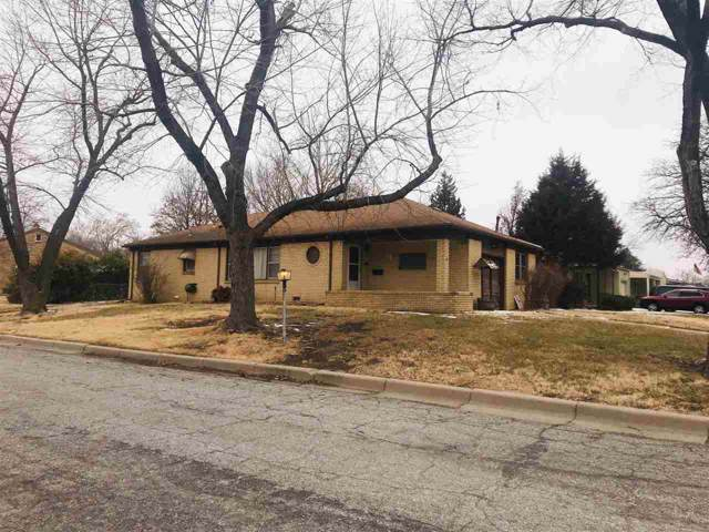 719 Courtleigh St, Wichita, KS 67218 (MLS #576419) :: On The Move