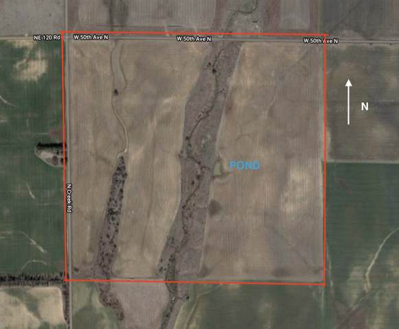 00000 W 50th Ave N, Argonia, KS 67004 (MLS #576433) :: Lange Real Estate
