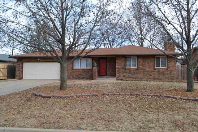1928 N Turquoise St, Wichita, KS 67212 (MLS #576443) :: Lange Real Estate