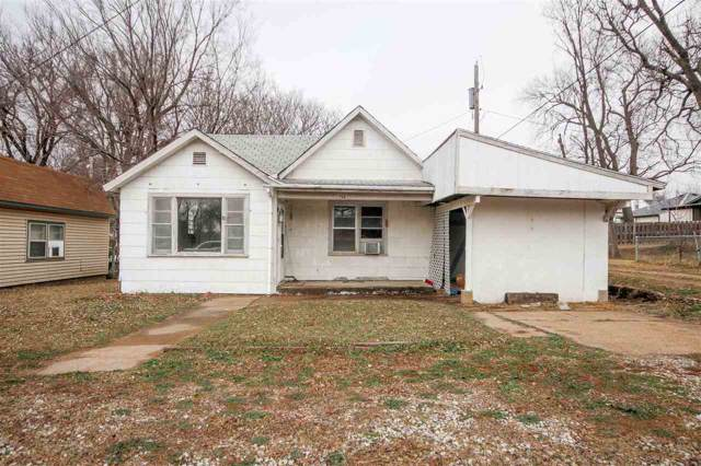 714 W Chesnut, Arkansas City, KS 67005 (MLS #576455) :: On The Move