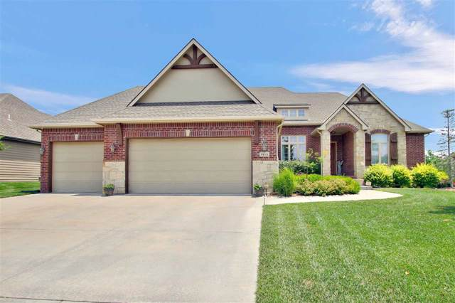 1512 N Ridgehurst St, Wichita, KS 67230 (MLS #576456) :: Lange Real Estate
