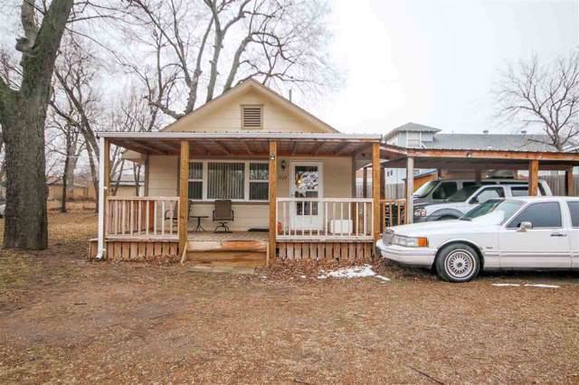1327 N 6th St, Arkansas City, KS 67005 (MLS #576457) :: On The Move