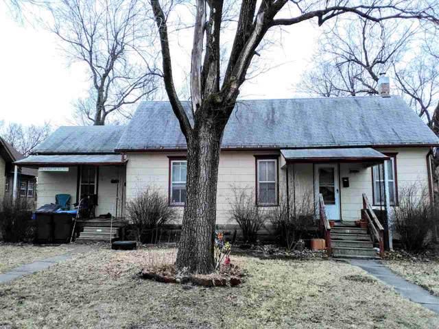 501 E 4TH ST 503 E 4TH, Newton, KS 67114 (MLS #576463) :: Lange Real Estate