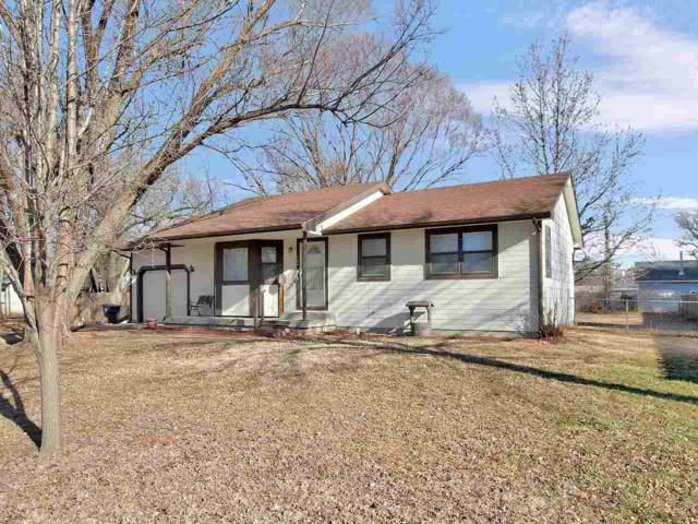 122 S Van Arsdale, Haysville, KS 67060 (MLS #576468) :: Lange Real Estate
