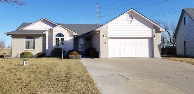 704 S Todd Cir, Wichita, KS 67207 (MLS #576478) :: Lange Real Estate