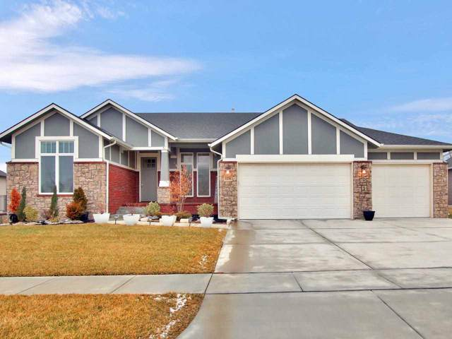 1236 E Lookout St, Derby, KS 67037 (MLS #576487) :: Lange Real Estate