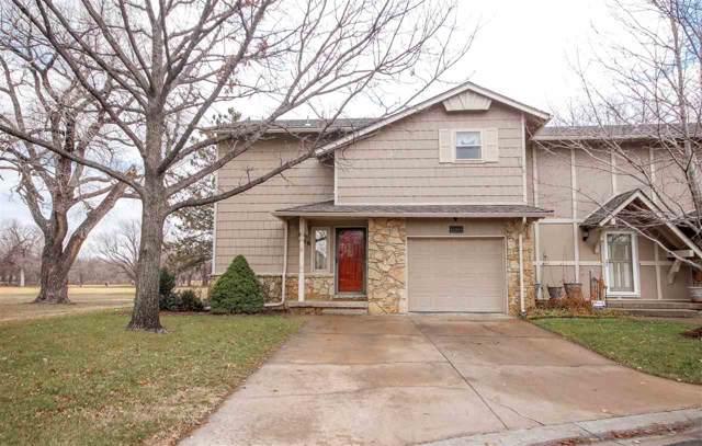 166 N Maize Rd Apt 36, Wichita, KS 67212 (MLS #576492) :: Lange Real Estate