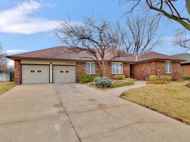 1250 N Armstrong Ct, Derby, KS 67037 (MLS #576495) :: Lange Real Estate