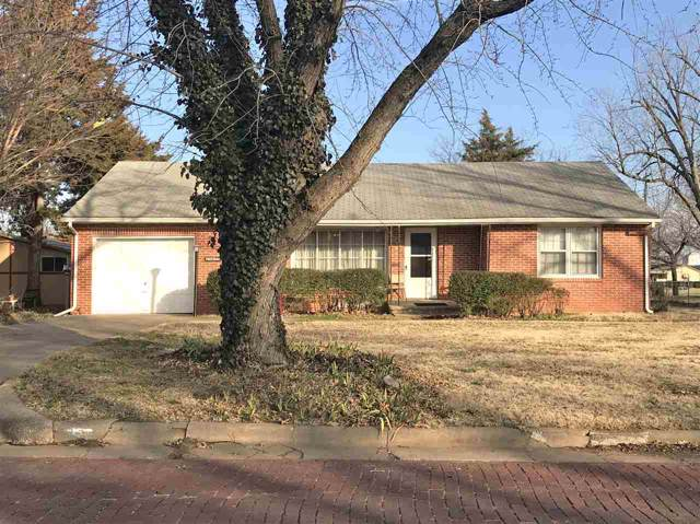 540 N Market St, Caldwell, KS 67022 (MLS #576500) :: Lange Real Estate