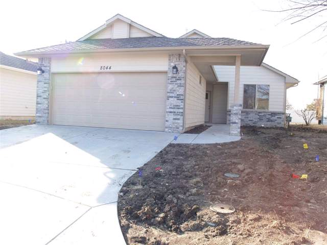 8044 E Windwood Ct, Wichita, KS 67226 (MLS #576504) :: On The Move