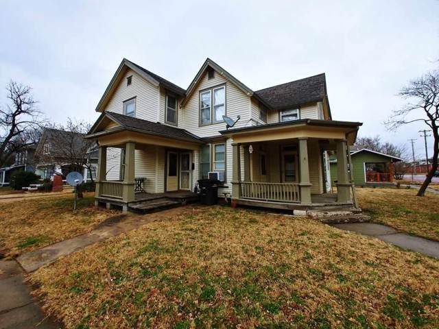 402-404 N A Street, Arkansas City, KS 67005 (MLS #576517) :: On The Move