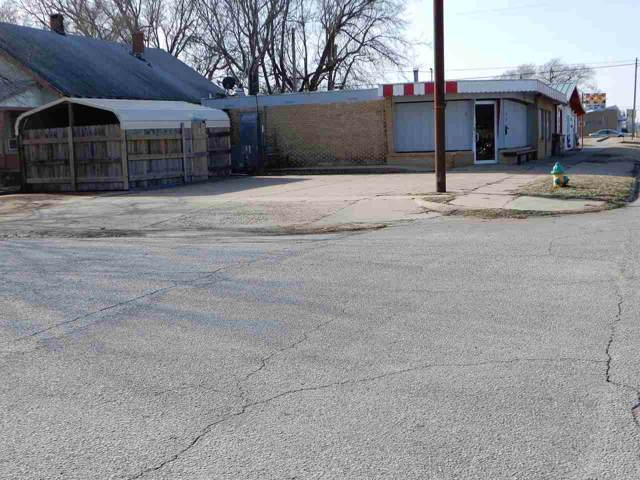 609 W Madison Street, Arkansas City, KS 67005 (MLS #576522) :: On The Move