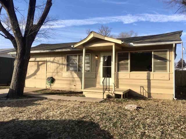4508 W Douglas Ave, Wichita, KS 67212 (MLS #576524) :: On The Move