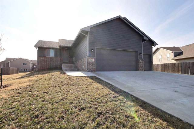 5427 S Elmhurst Cir, Wichita, KS 67216 (MLS #576526) :: Lange Real Estate