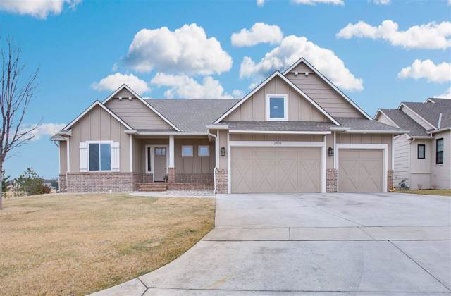 2903 N Gulf Breeze St, Wichita, KS 67205 (MLS #576530) :: Lange Real Estate