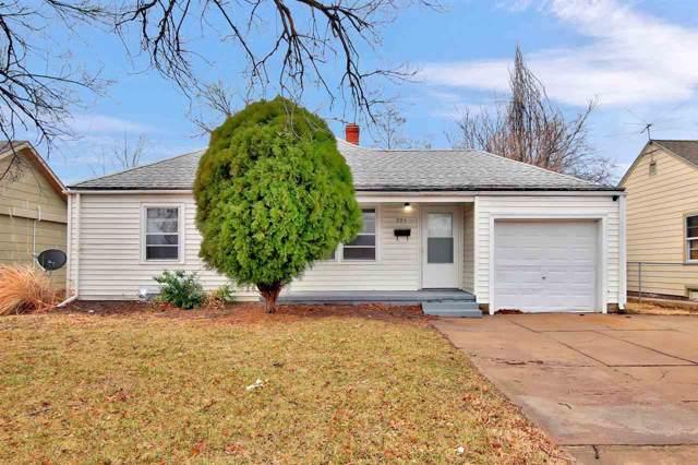 721 S Lightner, Wichita, KS 67218 (MLS #576536) :: On The Move