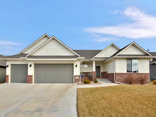 2942 N Woodridge St, Wichita, KS 67226 (MLS #576542) :: Lange Real Estate