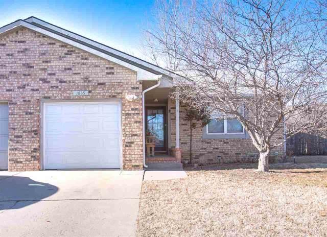 1839 N Winstead St, Wichita, KS 67206 (MLS #576546) :: Lange Real Estate