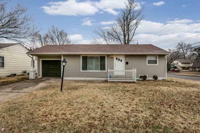 556 Elpyco St, Wichita, KS 67218 (MLS #576551) :: Pinnacle Realty Group