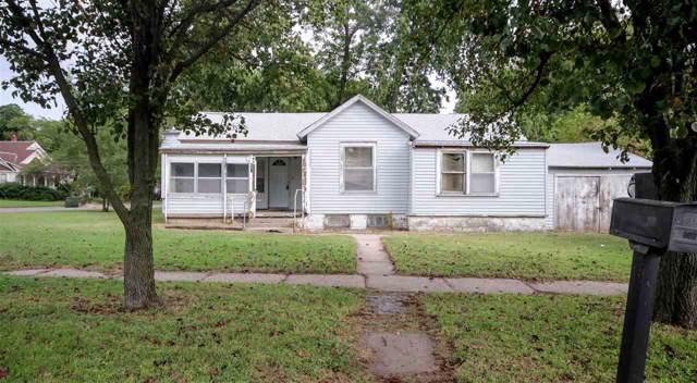 824 W 1st St, El Dorado, KS 67042 (MLS #576565) :: Lange Real Estate